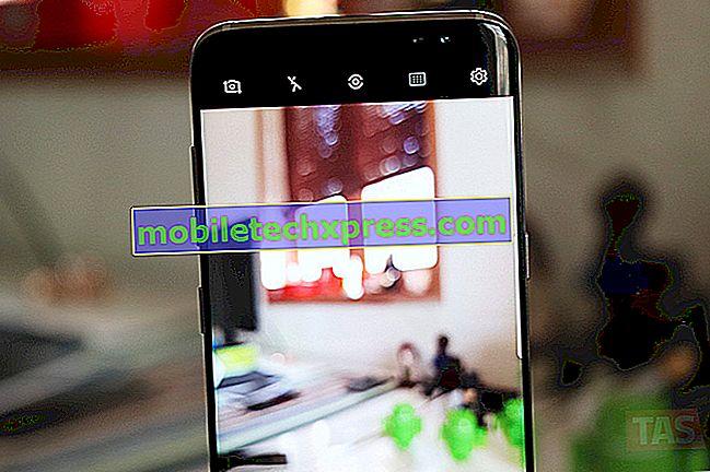 Solucionado error en la cámara del Samsung Galaxy S8 tras el reemplazo de la cámara