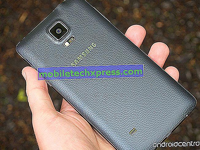 Android 5.1.1 posodobitev za Sprint Galaxy Opomba 4 zdaj za zagrabi