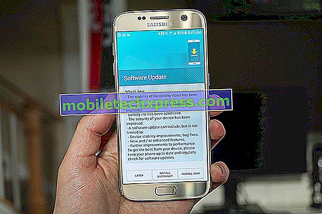 """Beheben des Galaxy S7-Fehlers """"Zugriff auf Samsung Pay wurde verweigert ..."""""""
