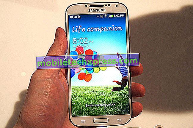 Top 4 der häufigsten Anzeigeprobleme mit Samsung Galaxy S4