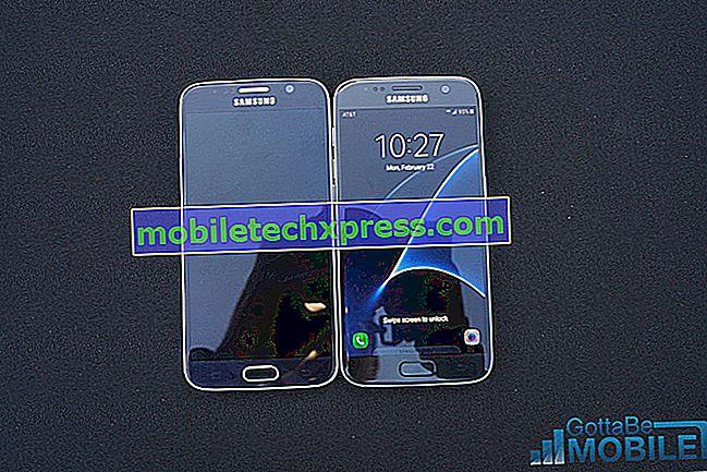 E-posta sorunları da dahil olmak üzere Samsung Galaxy S7 ile çeşitli uygulama sorunları nasıl giderilir