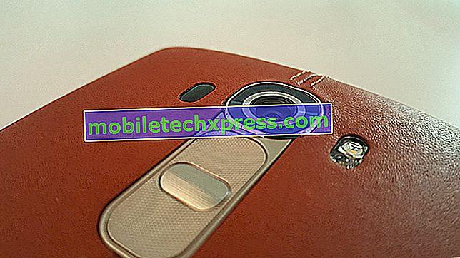 Løst Samsung Galaxy Note 5 Lag Etter Tilbakestilling