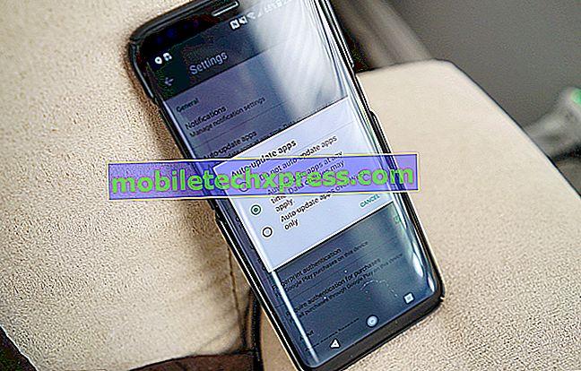 Como ativar / desativar atualizações automáticas de aplicativos no Samsung Galaxy S4