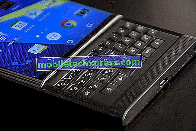 BlackBerry vil sandsynligvis dele oplysninger om kommende smartphone næste uge