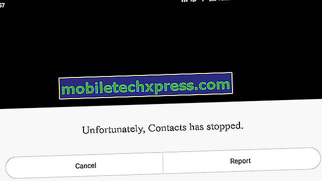 Odstraňování problémů Samsung Galaxy S4 Bohužel aplikace přestala mít problém