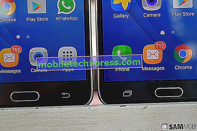 Rešitev Samsung Galaxy S9 + Nepodprta napaka SD kartice