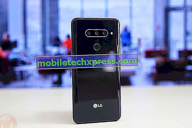 Wie man LG V40 ThinQ repariert, wird das Problem nicht in Rechnung stellen