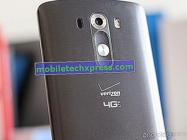 Verizon LG G3 nhận được bản cập nhật với HD Voice và một số tính năng nhỏ khác