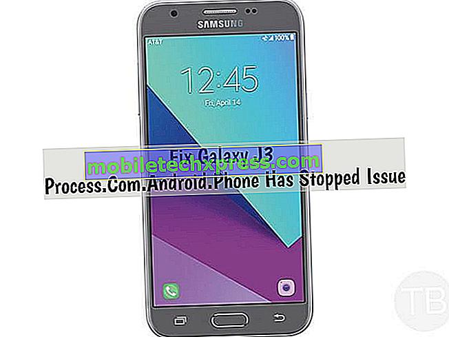 Comment résoudre le problème «Non enregistré sur le réseau» du Galaxy J3