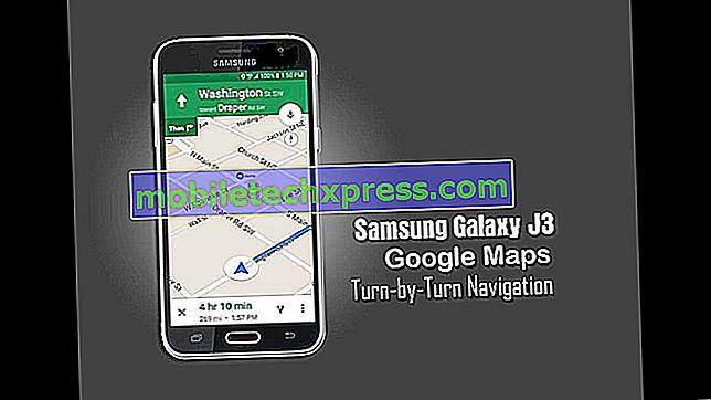 Como corrigir Samsung Galaxy J3 não ligando, não cobrando