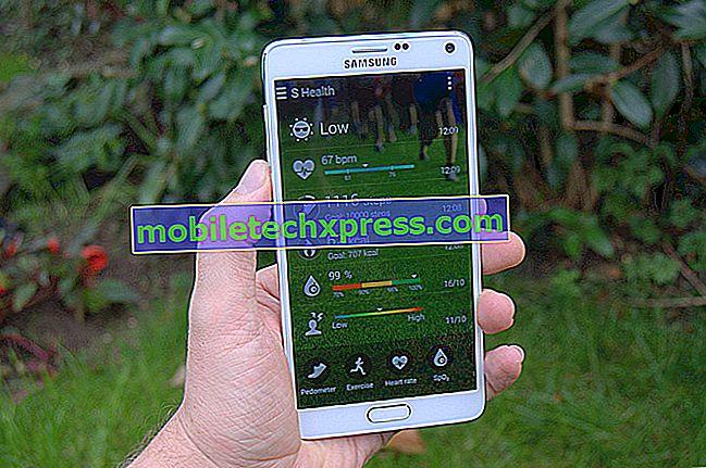 Samsung Galaxy Note 4 Impossible de mettre à jour le problème logiciel et les autres problèmes liés