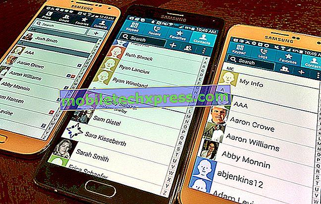 Kako obnoviti izbrisane stike in sporočila v Galaxy S4