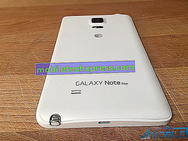 Samsung Galaxy Note 4 Problémy se systémem Android Lollipop Update & Jak je opravit [Část 7]