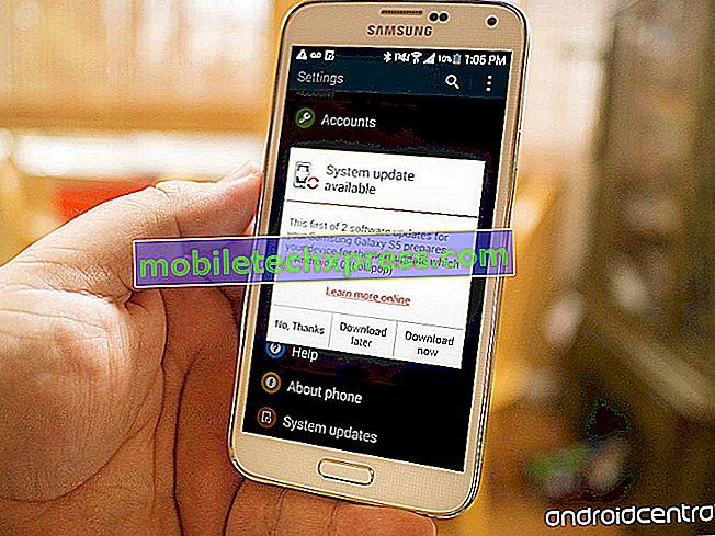 Samsung เปิดตัวอัพเดต Android 5.0 สำหรับ Exynos powered Galaxy S5