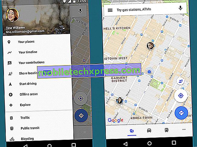 Posodabljanje v Google Zemljevidih vam omogoča skupno rabo navodil