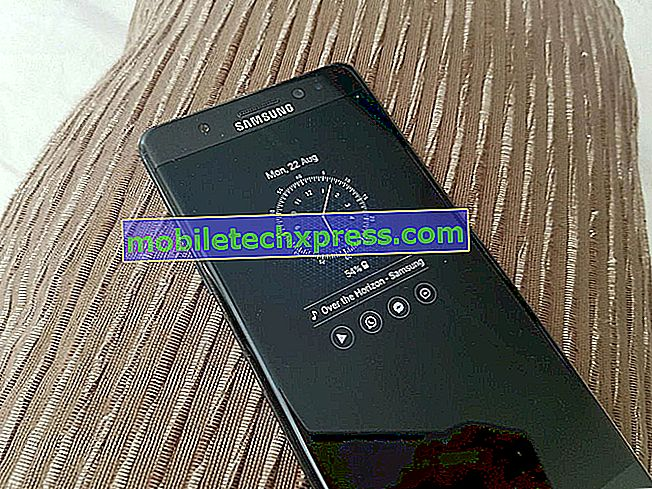 Samsung Galaxy Note 4 Kilitlenmeler, Donmalar ve Diğer İlgili Sorunlar