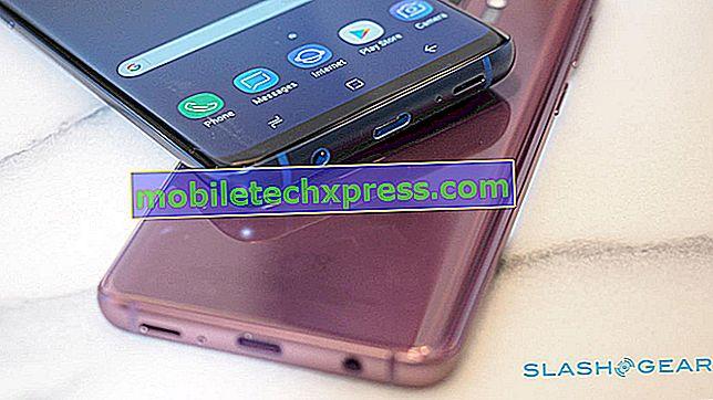So beheben Sie das Samsung Galaxy S9 bleibt auf sich selbst gestellt