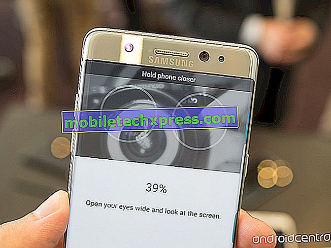 Problème de sensibilité intermittent sur le Galaxy Note 7 S-Pen, autres problèmes
