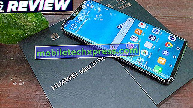 Sådan løses Huawei P20 Pro tilfældigt genstart problem
