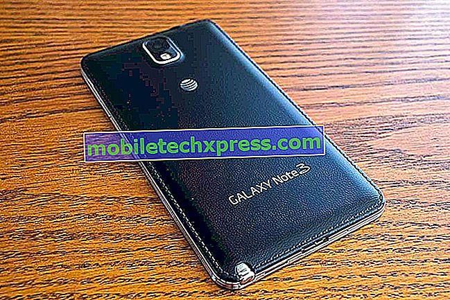 Sprint sender mindre opdateringer til Samsung Galaxy Note 4 og Galaxy S5
