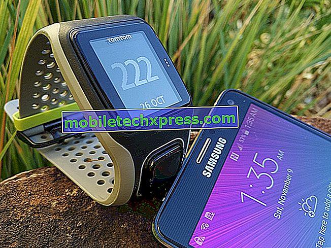 Samsung Galaxy Note 5 Zkontrolujte problém s připojením a další související problémy