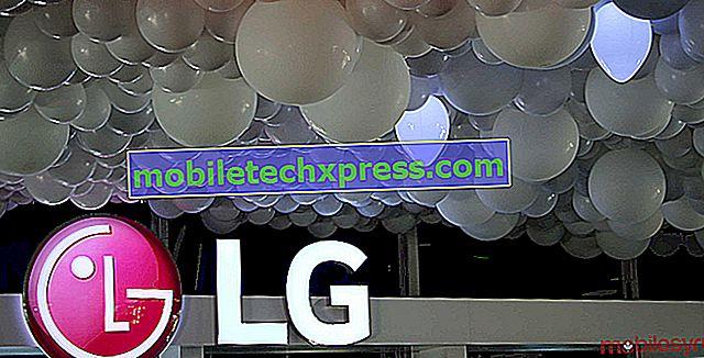كيف لإصلاح LG G7 ThinQ يحصل عالقة على LG Logo