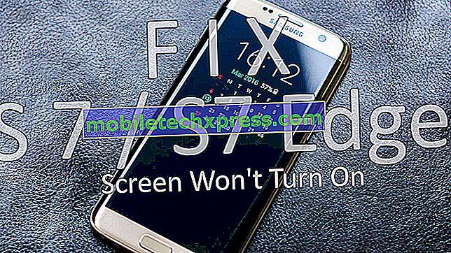 Jak opravit Galaxy Note5, když je obrazovka černá a nezapne se