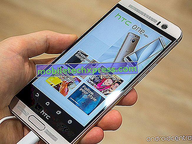 HTC annuncia l'aggiornamento di Android M per One M9 e One M9 +
