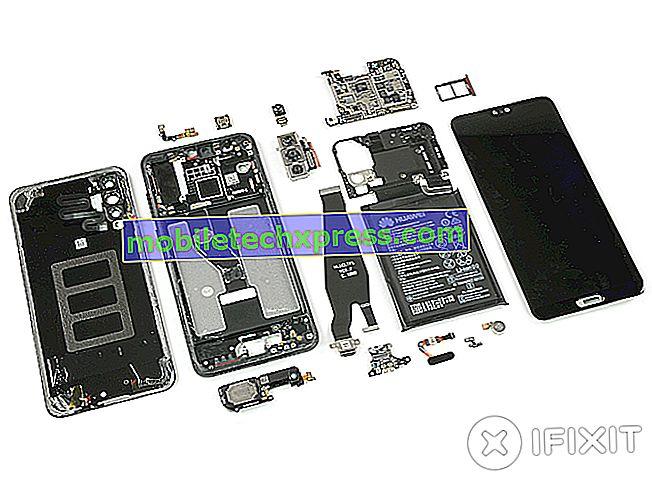Jak opravit Huawei P20 Pro Stuck Na Bootloop