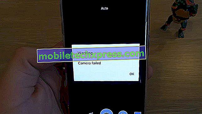 Kako popraviti pogosto poročane Samsung Galaxy S7 Edge Internet težave