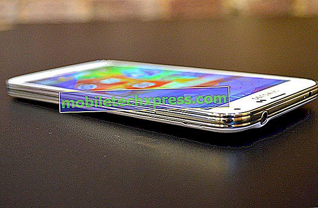 Samsung Galaxy S5 zamrznitev ne odgovarja na vprašanje in druge povezane težave