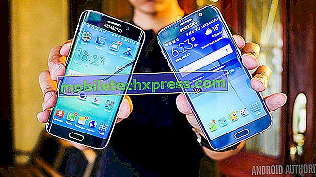Samsung Galaxy S6 in Galaxy S6 rob na AT&T zdaj dobita manjšo posodobitev