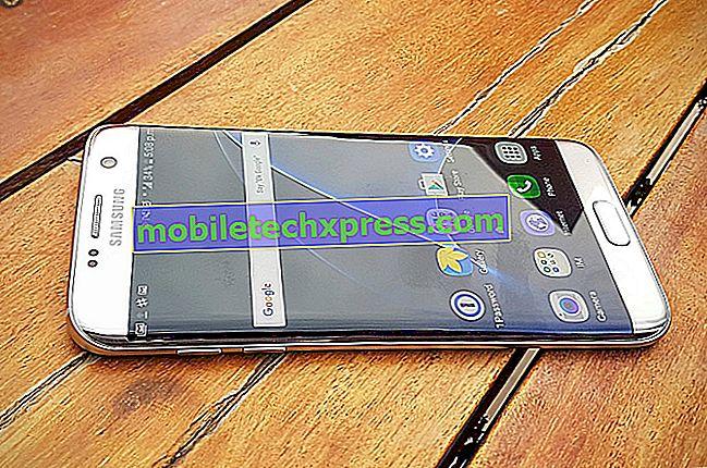 Android 7.0 opdatering til Galaxy S7 at bringe mere altid-on display funktioner og Grace UX