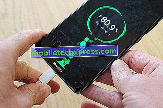 Как да се определи Huawei P20 Pro батерията изтича бързо