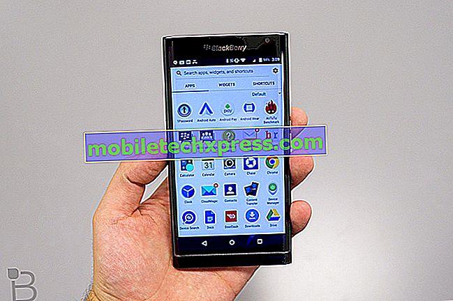 Usługa BlackBerry Priv umożliwia aktualizację systemu Android 6.0 Marshmallow na początku 2016 r