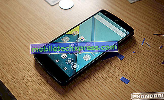 La actualización de Android 5.0.2 para el WiFi Nexus 7 2013 ya está disponible para descargar