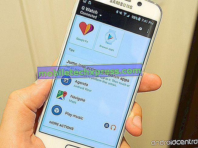 Aplikace Android Wear dostane aktualizaci s některými změnami v návrhu