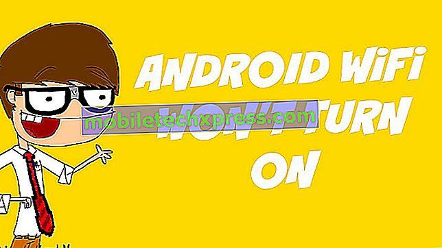 Sådan Fix WiFi vil ikke tænde for Android-telefoner