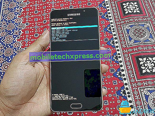 """Samsung Galaxy J5 zeigt weiterhin den Fehler """"Leider wurde der Kontakt nicht mehr gehalten"""" [Fehlerbehebung]"""