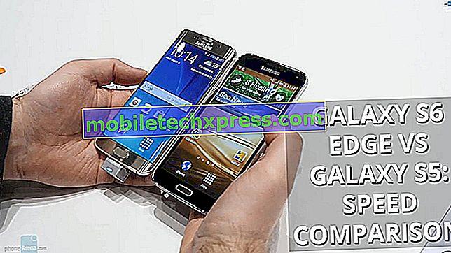 Samsung Galaxy S6 / S6 Edge vs Galaxy S5 - Co je nového, co není