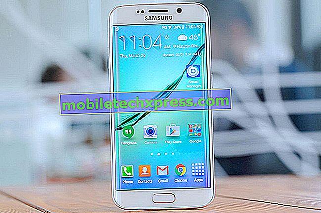 Kako popraviti skupne težave z zvokom Samsung Galaxy S6 Edge Plus