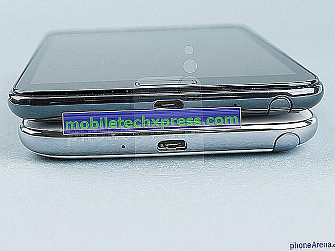 Lös Samsung Galaxy Note 8 Endast laddningar från datorns USB-port