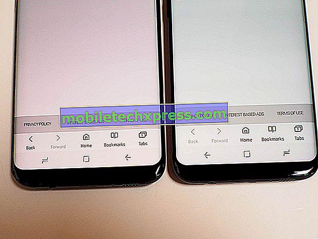 Rozwiązano Samsung Galaxy S8 + BSoD po aktualizacji oprogramowania