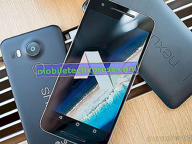Nexus-Geräte könnten das Android Nougat-Update bis zum 22. August erhalten