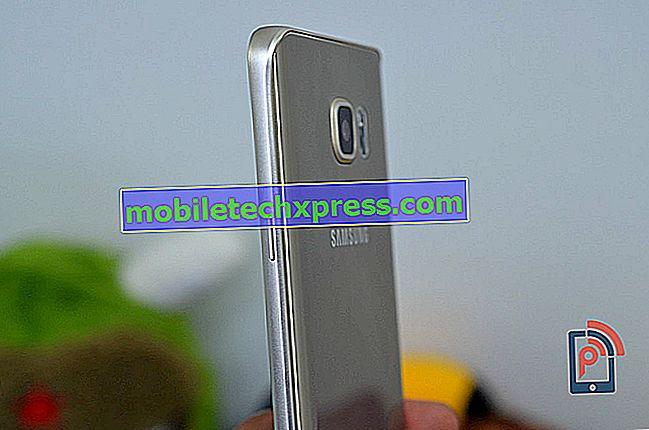 لن يتم تشغيل محلول Samsung Galaxy Note 5 حتى في حالة شحن البطارية