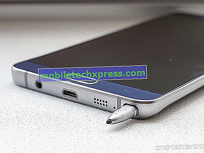 """Kako popraviti Samsung Galaxy Opomba 5 """"Na žalost, Sporočila je ustavil"""" napaka po Marshmallow"""