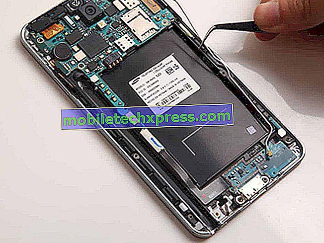 Kako popraviti Samsung Galaxy Opomba 9 zaslon ne spi pri polnjenju