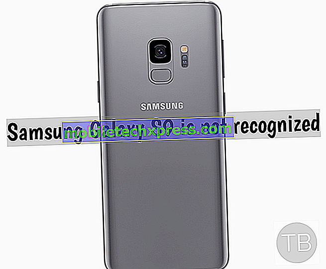 كيف لاصلاح Samsung Galaxy S9 + Camera غير واضح