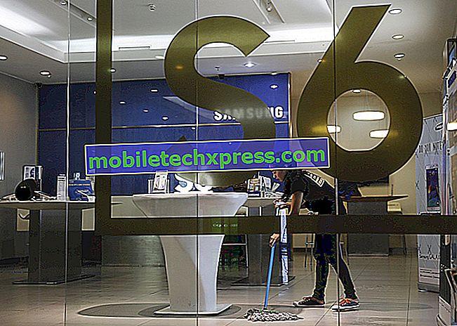 """Kaip pašalinti """"Samsung Galaxy S6 Edge"""" programinės įrangos problemas ir kitas su sistema susijusias problemas"""