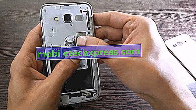 Samsung Galaxy S5 přestal rozpoznávat problém s kartou microSD a další související problémy